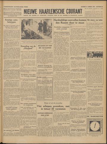 Nieuwe Haarlemsche Courant 1940-01-27
