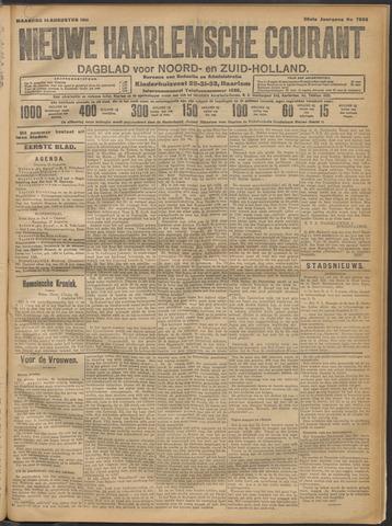 Nieuwe Haarlemsche Courant 1911-08-14