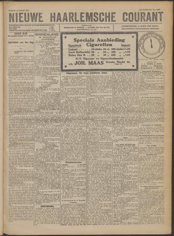 Nieuwe Haarlemsche Courant 1922-03-10
