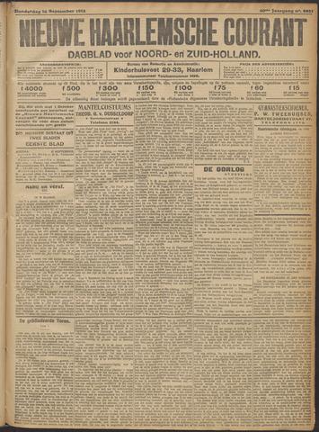 Nieuwe Haarlemsche Courant 1915-09-16