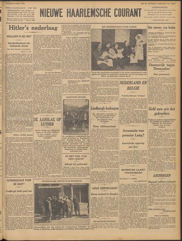 Nieuwe Haarlemsche Courant 1932-04-12