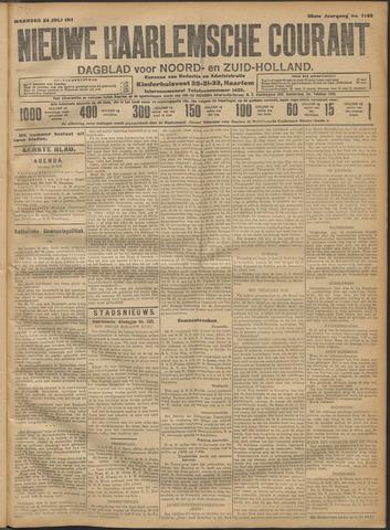 Nieuwe Haarlemsche Courant 1911-07-24