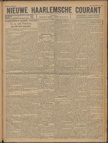 Nieuwe Haarlemsche Courant 1921-06-24