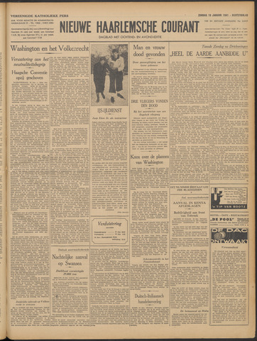 Nieuwe Haarlemsche Courant 1941-01-19