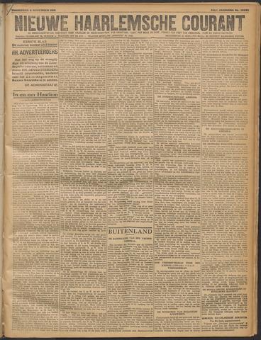 Nieuwe Haarlemsche Courant 1919-11-06