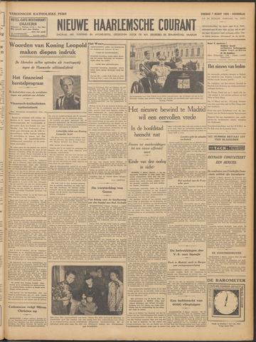 Nieuwe Haarlemsche Courant 1939-03-07