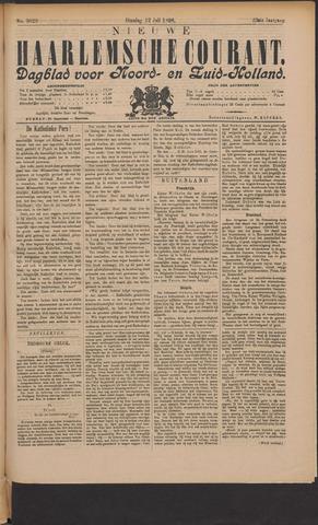 Nieuwe Haarlemsche Courant 1898-07-12