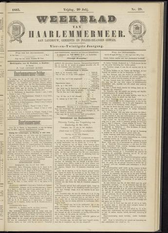 Weekblad van Haarlemmermeer 1883-07-20