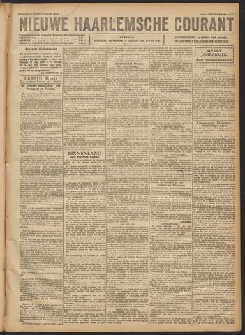 Nieuwe Haarlemsche Courant 1920-11-15