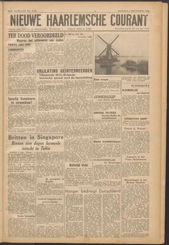 Nieuwe Haarlemsche Courant 1945-09-04