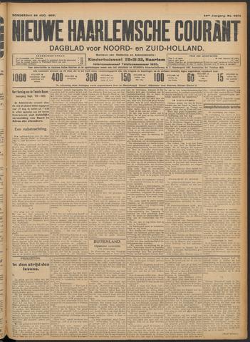 Nieuwe Haarlemsche Courant 1909-08-26