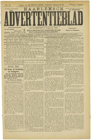 Haarlemsch Advertentieblad 1898-08-27