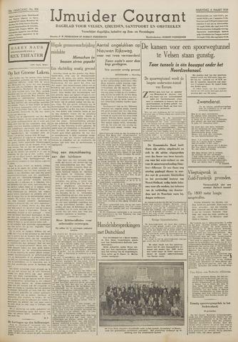 IJmuider Courant 1939-03-06