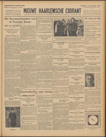 Nieuwe Haarlemsche Courant 1934-01-12