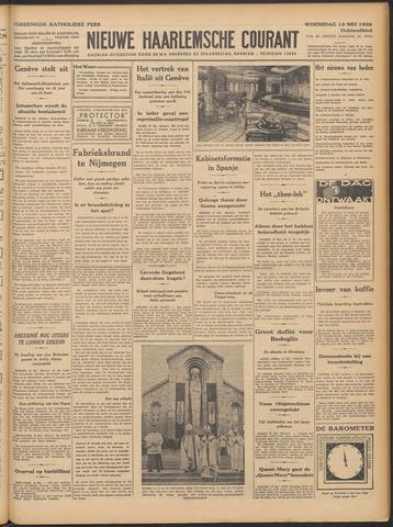 Nieuwe Haarlemsche Courant 1936-05-13