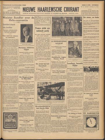 Nieuwe Haarlemsche Courant 1937-04-20