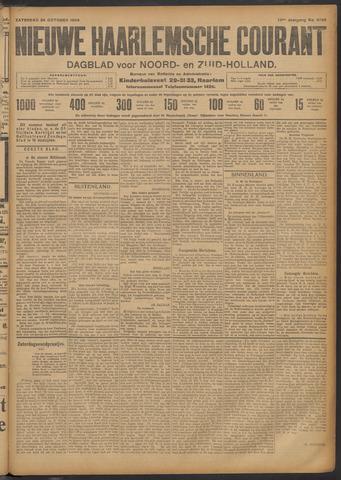 Nieuwe Haarlemsche Courant 1908-10-24