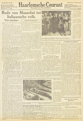 Haarlemsche Courant 1943-09-20