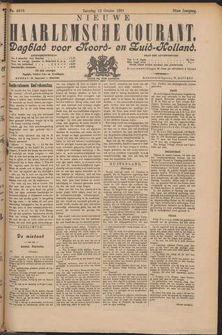 Nieuwe Haarlemsche Courant 1901-10-12