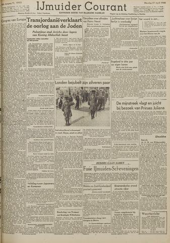 IJmuider Courant 1948-04-27