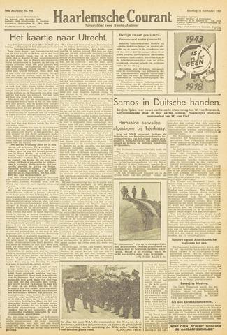 Haarlemsche Courant 1943-11-23