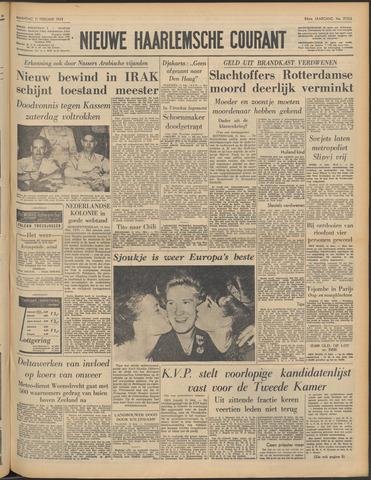 Nieuwe Haarlemsche Courant 1963-02-11