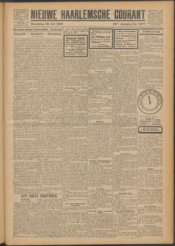 Nieuwe Haarlemsche Courant 1922-06-28