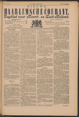 Nieuwe Haarlemsche Courant 1899-04-06