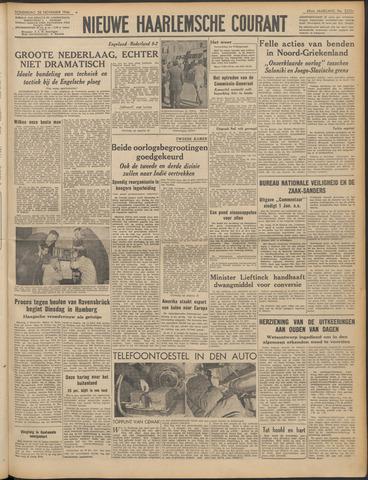 Nieuwe Haarlemsche Courant 1946-11-28