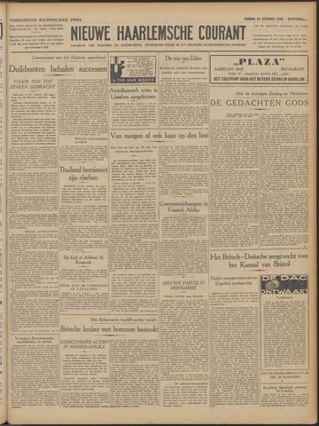 Nieuwe Haarlemsche Courant 1940-10-20