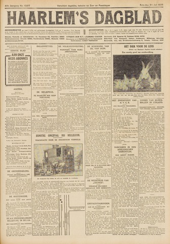 Haarlem's Dagblad 1926-07-24