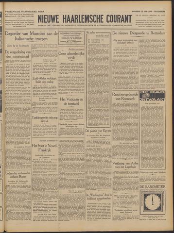 Nieuwe Haarlemsche Courant 1940-06-12