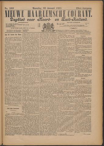 Nieuwe Haarlemsche Courant 1905-01-30