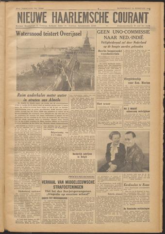Nieuwe Haarlemsche Courant 1946-02-14