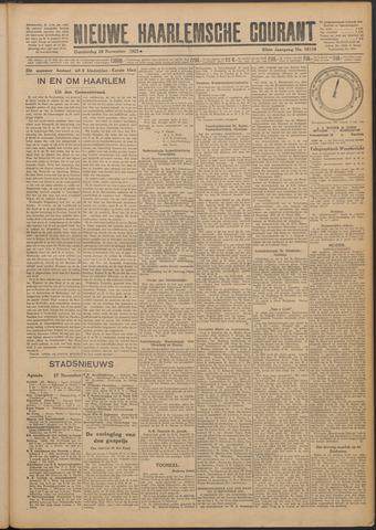 Nieuwe Haarlemsche Courant 1925-11-26
