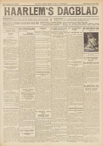 Haarlem's Dagblad 1926-07-28