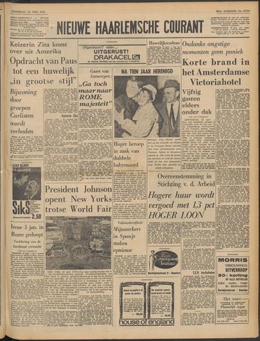 Nieuwe Haarlemsche Courant 1964-04-23
