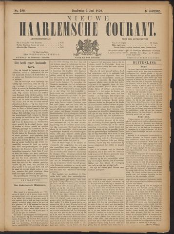 Nieuwe Haarlemsche Courant 1879-06-05