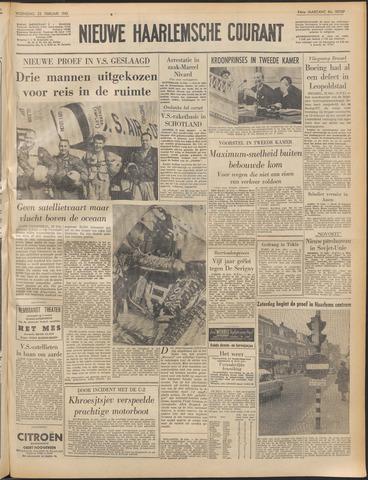 Nieuwe Haarlemsche Courant 1961-02-22