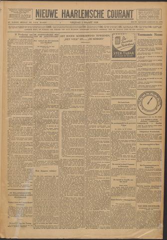Nieuwe Haarlemsche Courant 1928-03-02