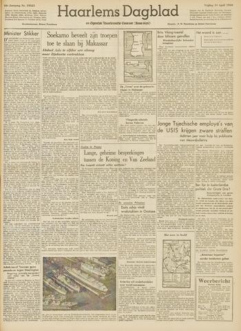 Haarlem's Dagblad 1950-04-14