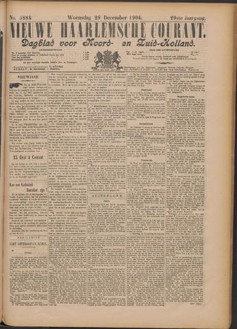 Nieuwe Haarlemsche Courant 1904-12-28