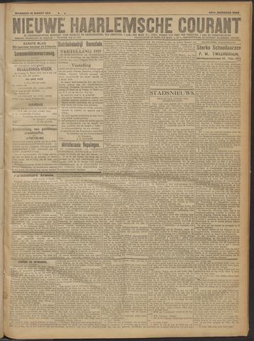 Nieuwe Haarlemsche Courant 1919-03-10