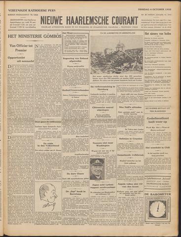 Nieuwe Haarlemsche Courant 1932-10-04