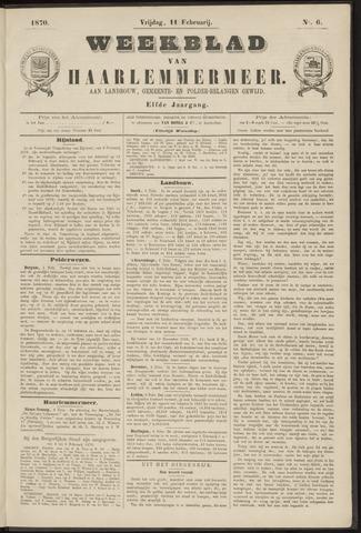 Weekblad van Haarlemmermeer 1870-02-11