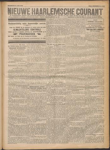 Nieuwe Haarlemsche Courant 1920-06-16