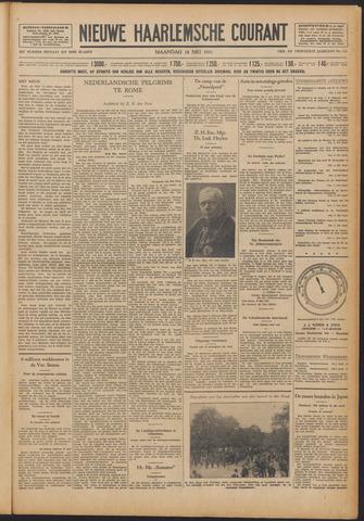 Nieuwe Haarlemsche Courant 1931-05-18