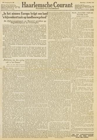 Haarlemsche Courant 1943-10-04