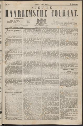 Nieuwe Haarlemsche Courant 1881-04-03