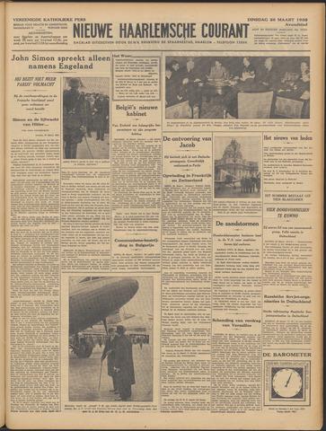 Nieuwe Haarlemsche Courant 1935-03-26